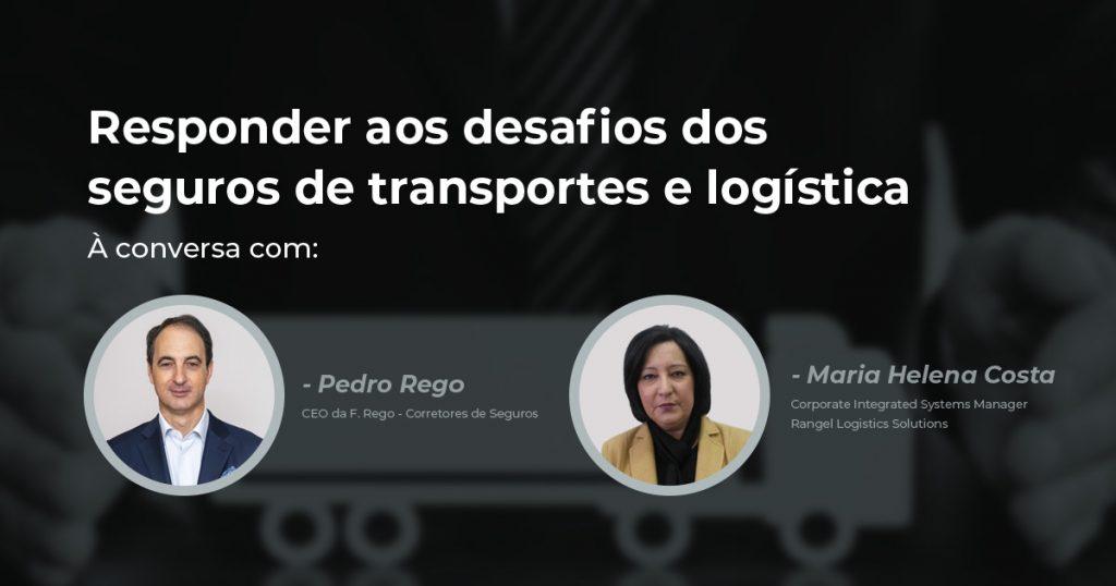 Responder aos desafios dos seguros de transportes e logística