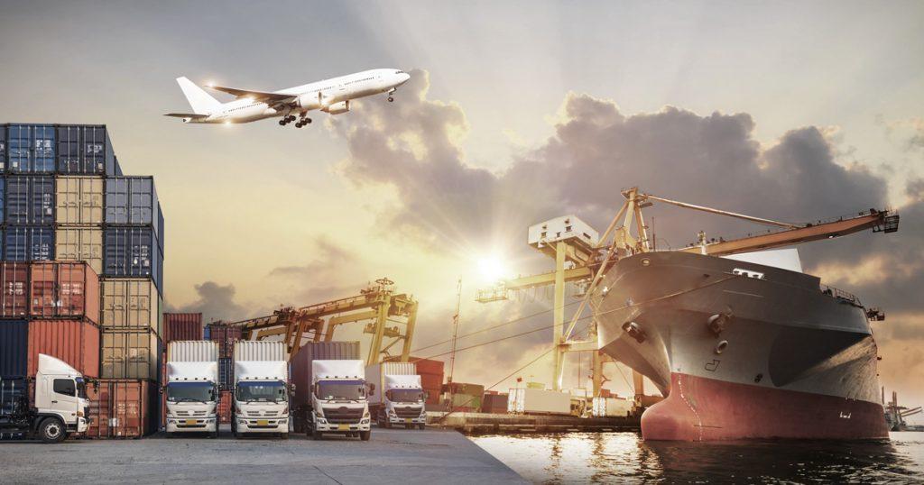 como enviar mercadorias para países extracomunitários
