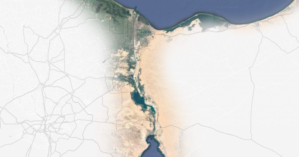Importância do Canal do Suez no Comércio Internacional