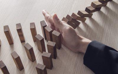como fazer gestão risco cadeia abastecimento