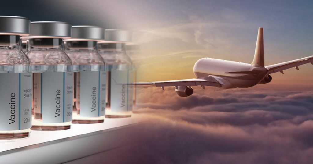 Principais desafios do transporte aéreo de medicamentos
