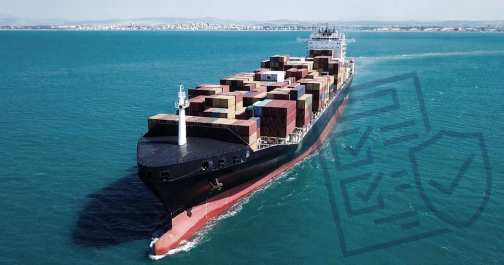 Importância dos seguros no transporte marítimo
