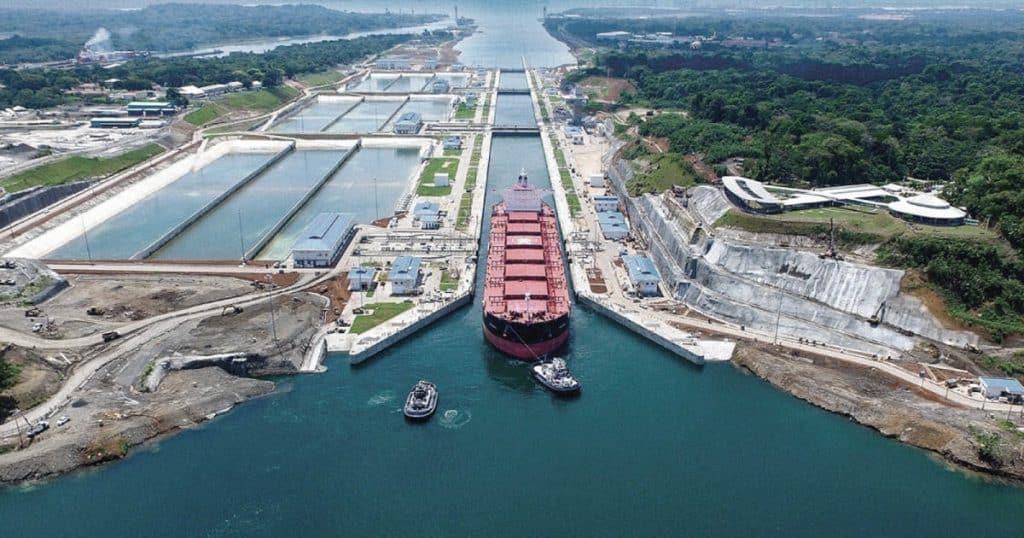 Canal do Panamá: a importância para o comércio internacional