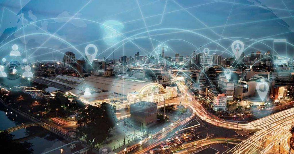 Logística inteligente para smart cities: desafios e tendências 1