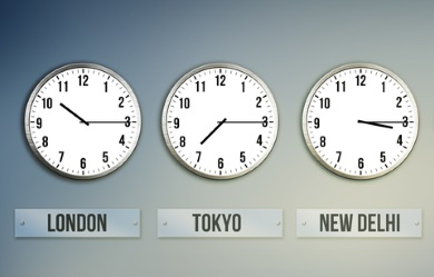Time Zone Converter